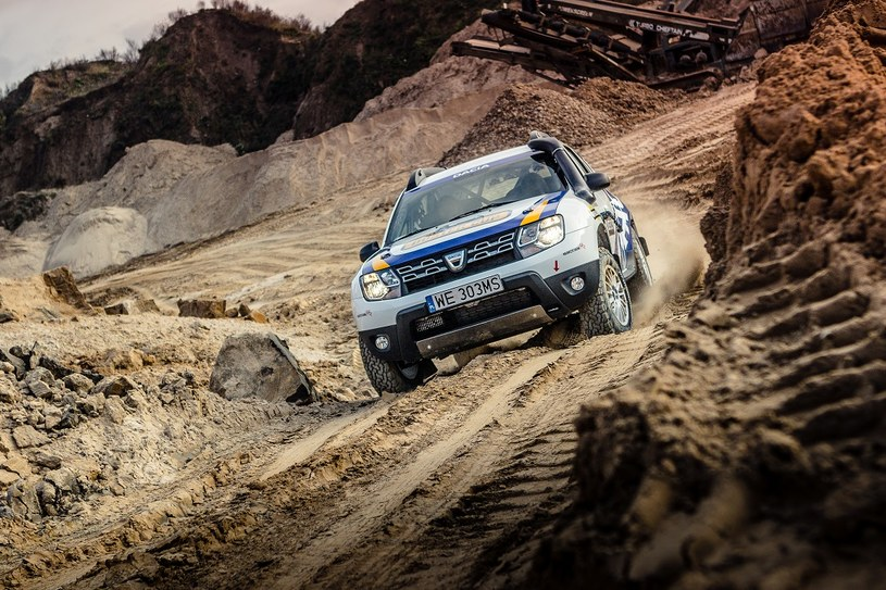 Dacia Duster Cup /