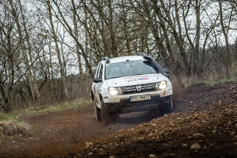 Dacia Duster Elf Cup – pierwsza runda /