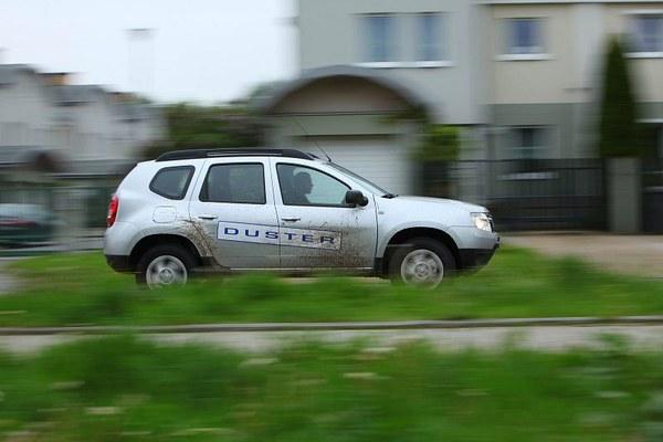 Dacia Duster I (2010-2018)