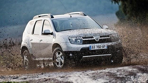Dacia Duster (na zdjęciu wersja sprzed faceliftingu) /Dacia