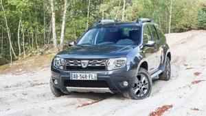 Dacia Duster po liftingu - galeria