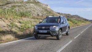 Dacia Duster po liftingu - pierwsza jazda