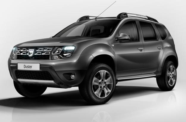 Dacia Duster po liftingu /