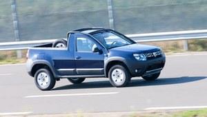 Dacia Duster w wersji pikap