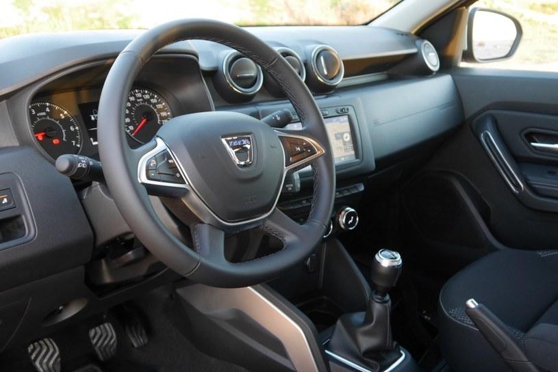 Dacia Duster /INTERIA.PL