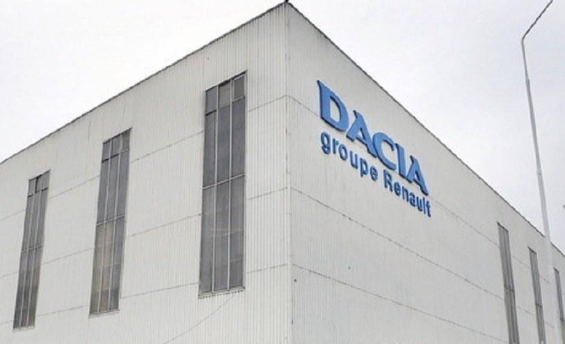 Dacia - fabryka w Mioveni (Rumunia) /AFP