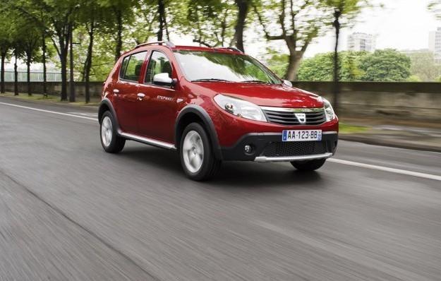 Dacia kontynuuje ofensywę /