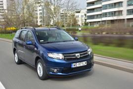 Dacia Logan MCV 0.9 TCe LPG Laureate