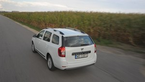 Dacia Logan MCV 1.2 16V LPG Laureate - test