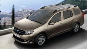 Dacia Logan MCV od 33 900 złotych