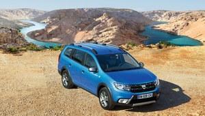 Dacia Logan MCV Stepway - nowa w rodzinie