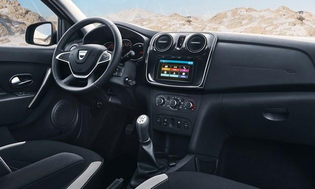 Dacia Logan MCV Stepway /Dacia