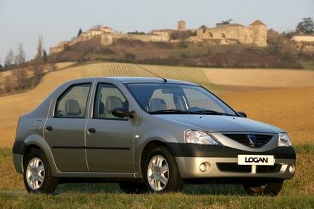 Dacia logan /INTERIA.PL