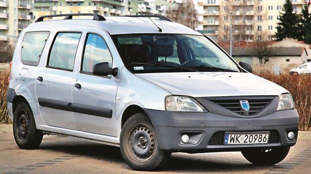 Dacia Logan /Motor