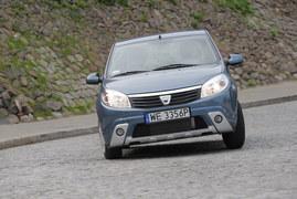 Dacia Sandero I (2008-2012)