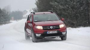 Dacia Sandero Stepway 1.5 dCi Laureate - test