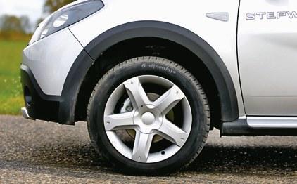 Dacia Sandero Stepway /Motor