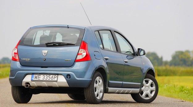 Dacia Sandero /Motor