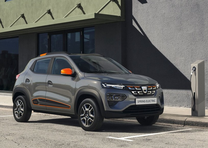 Dacia Spring Electric /