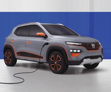 Dacia Spring. Pierwsza elektryczna!