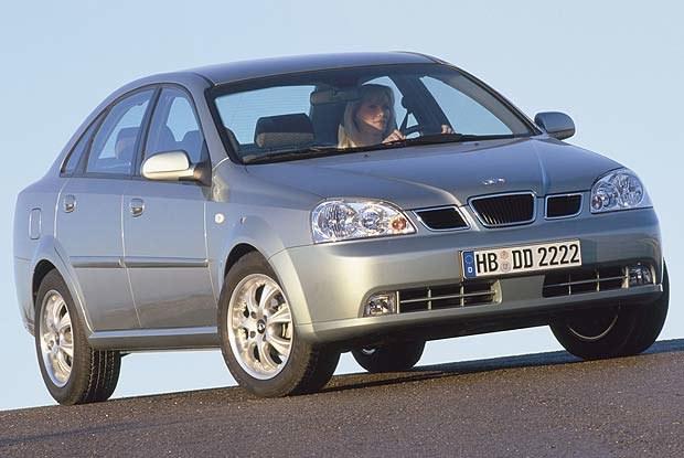 Daewoo Nubira 2003 (kliknij) /INTERIA.PL