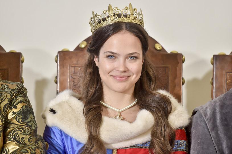 """Dagmara Bryzek w """"Koronie królów"""" /AKPA"""