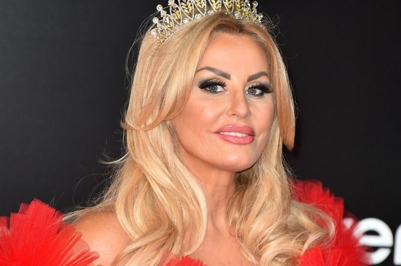 """Dagmara Kaźmierska jest jedną z najpopularniejszych i najbardziej lubianych bohaterek programu """"Królowe życia"""" /Artur Zawadzki /Reporter"""