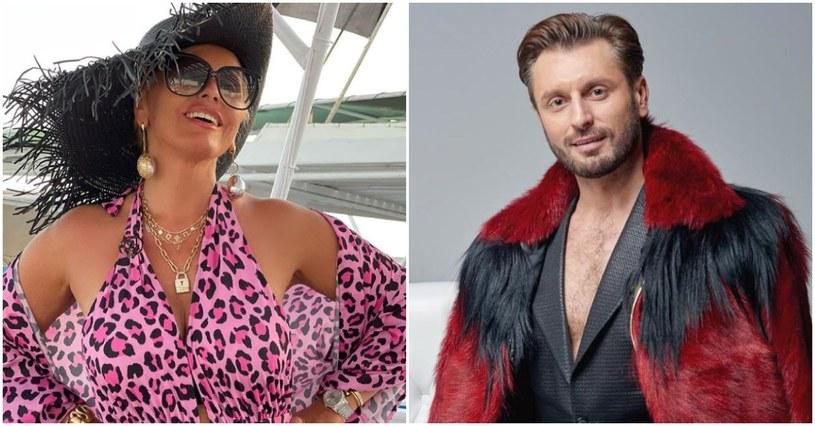 Dagmara Kaźmierska, Rafał Grabias,  fot. https://www.instagram.com/queen_of_life_77/,  fot. https://www.instagram.com/rafalgrabias/ /Instagram