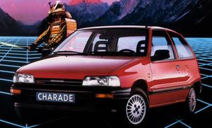 Daihatsu Charade - rozwiązanie szarady