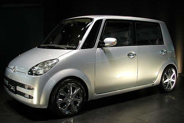 Daihatsu Muse (kliknij, żeby powiększyć) /CarDesignNews
