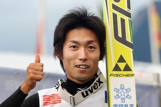 Daiki Ito zwyciężył w Letnim Grand Prix w skokach narciarskich /INTERIA.PL/PAP