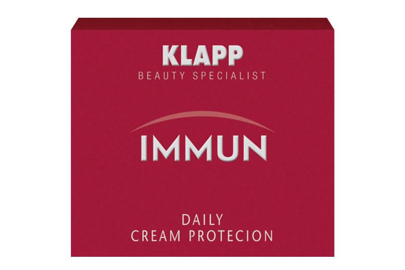Daily Cream Protection z linii Immun od Klapp Cosmetics /materiały prasowe