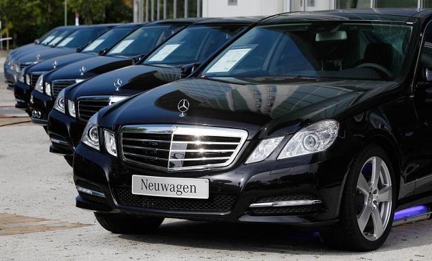 Daimler zdecydował - wybuduje w Polsce fabrykę silników dla Mercedesa /AFP