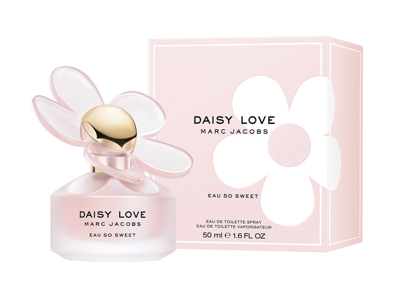 Daisy Love Eau So Sweet Marc Jacobs /materiały prasowe