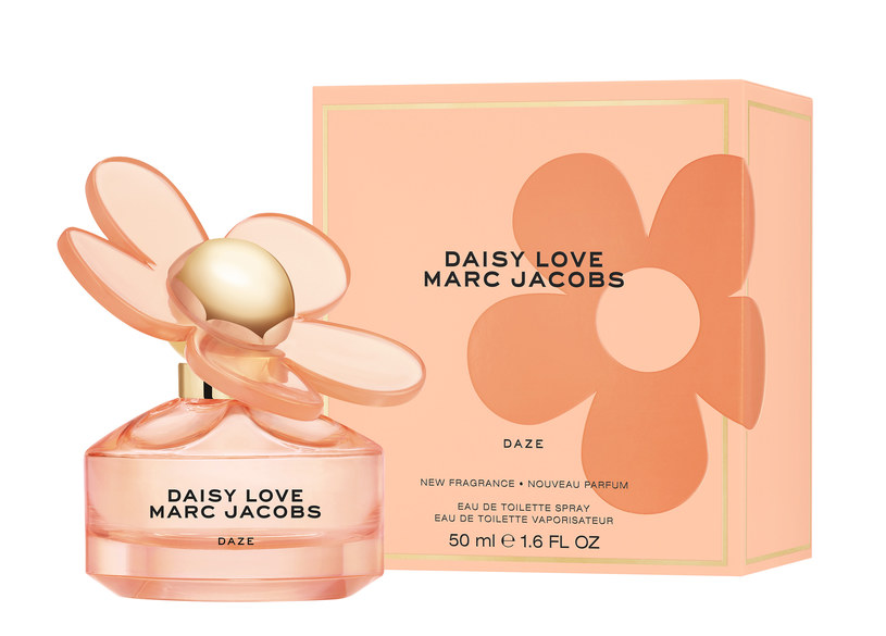 Daisy Love Marc Jacobs Daze /materiały prasowe