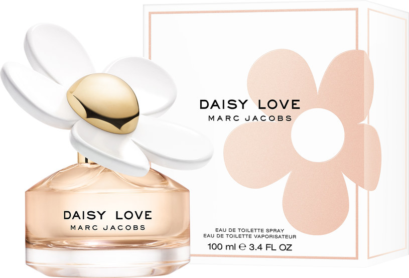 Daisy Love Marc Jacobs /materiały prasowe