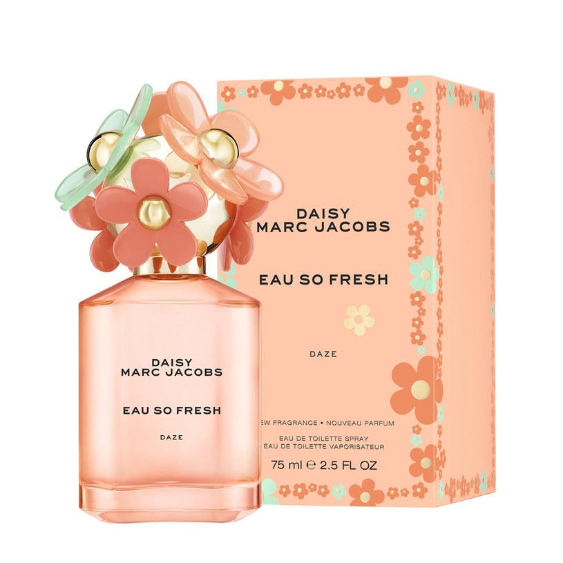 Daisy Marc Jacobs Eau So Fresh Daze /materiały prasowe