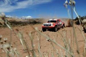 Dakar 2009: etap czwarty