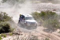 Dakar 2012: Etap trzeci w obiektywie