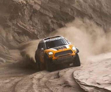 """Dakar 2014. Dwie polskie załogi w """"10"""""""