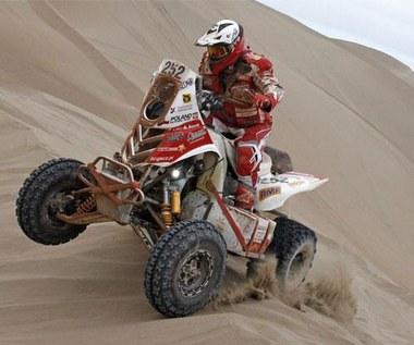 Dakar 2014. Pojedynek z gwiazdą i walka z kołem