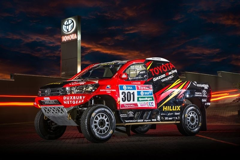 Dakar Hilux 2016 /