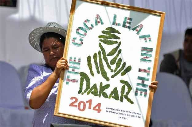 """Dakar"" wjechał do Boliwii /AFP"