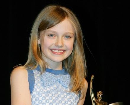 Dakota Fanning w lutym skończy 13 lat /AFP