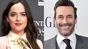 Dakota Johnson i Jon Hamm są parą?!