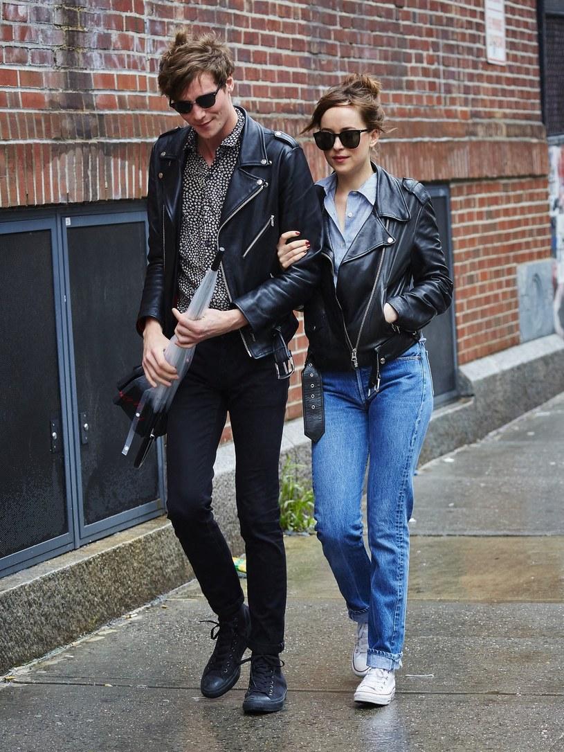 Dakota Johnson i Matthew Hitt /Splash News /East News
