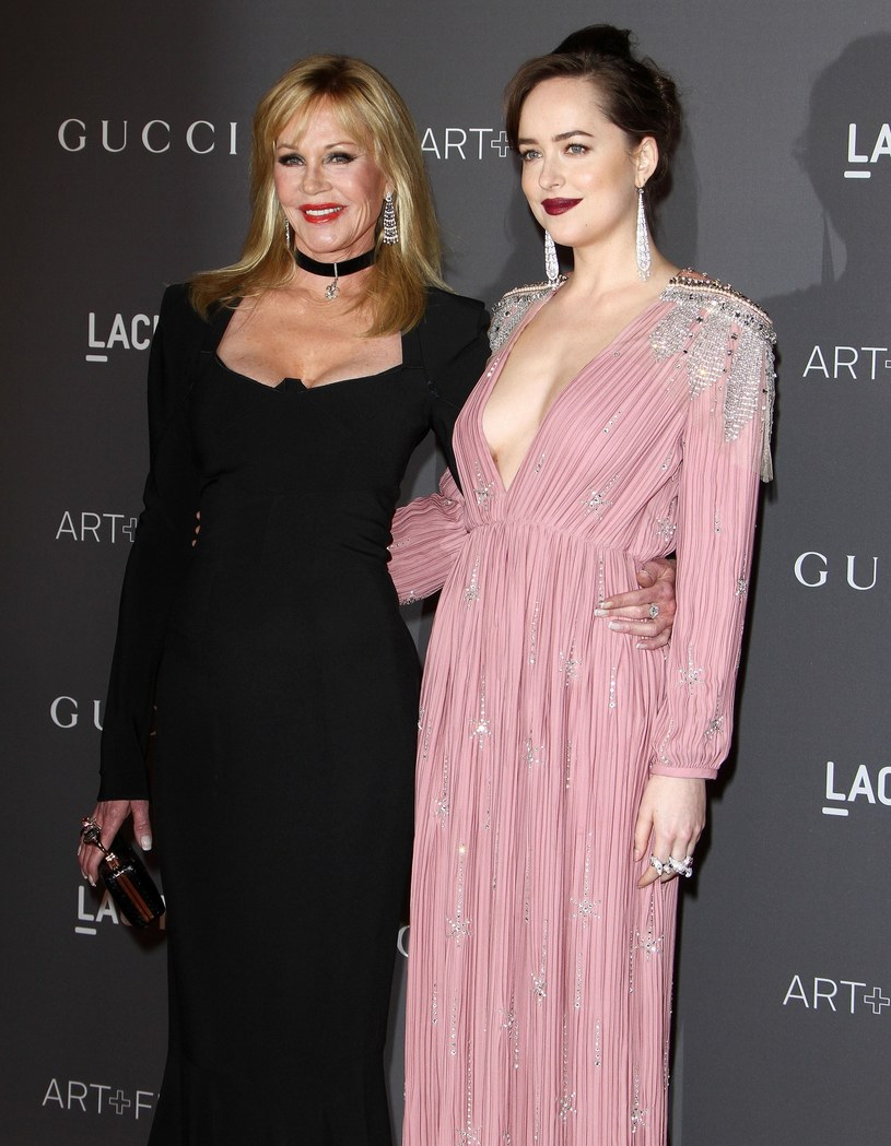 Dakota Johnson i Melanie Griffith /East News