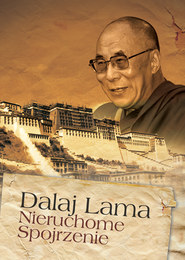 Dalaj Lama - nieruchome spojrzenie
