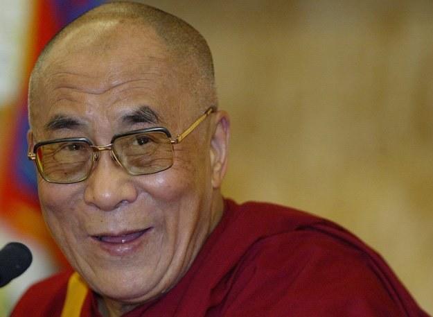Dalajlama odwiedzi Przystanek Woodstock? /arch. AFP