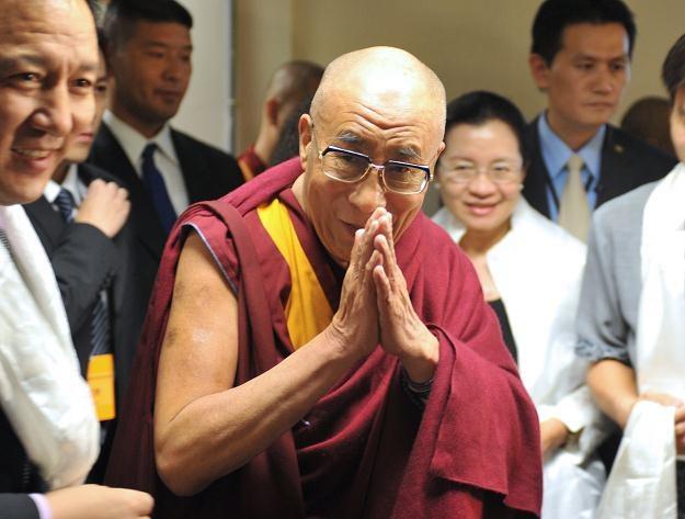 Dalajlama XIV /PAP
